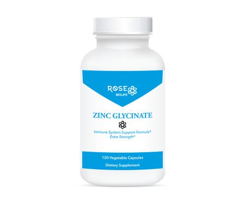Zinc Glycinate, 120c