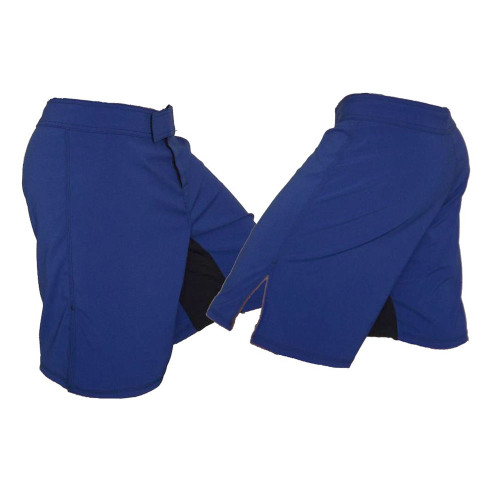 Blue MMA Fight Shorts