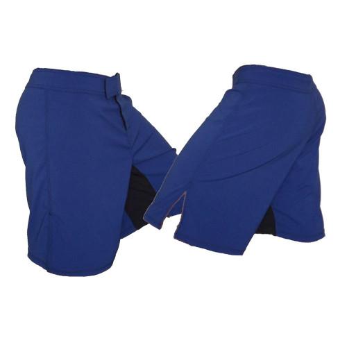 Blue MMA Fight Shorts