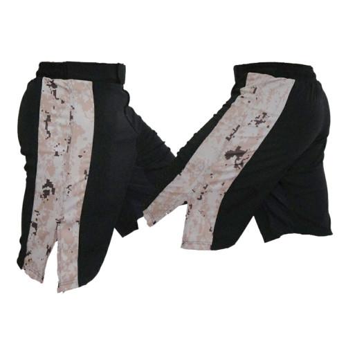 MARPAT Desert Digi Cam Stripe Fight Shorts