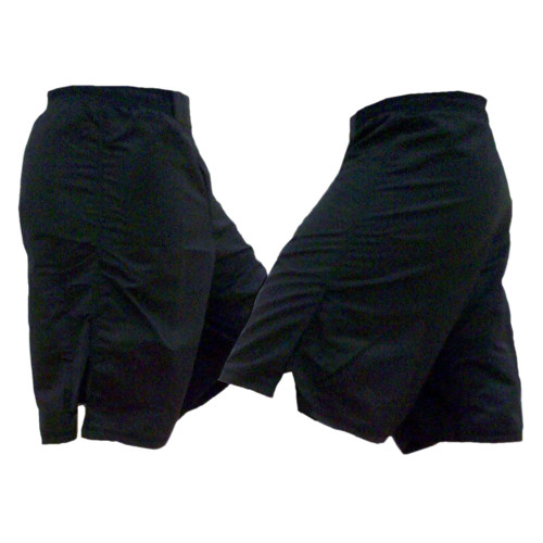Youth Black MMA Fight Shorts