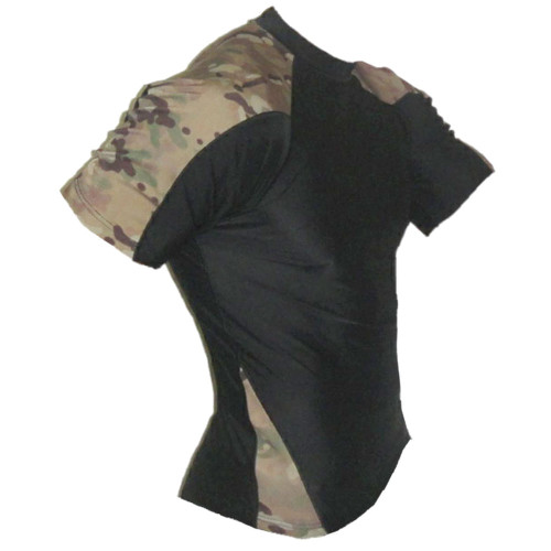 MultiCam Rash Guard MMA Shirt