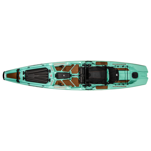 Bonafide Kayaks SS127 Endless Summer Aqua