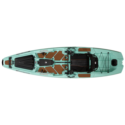 Bonafide Kayaks SS107 Endless Summer Aqua