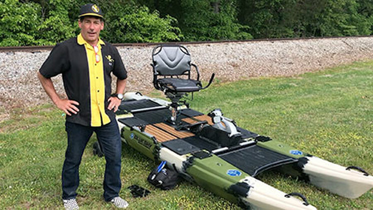 Blue Sky Boatworks 360 Angler Walkthrough With Eric Jackson