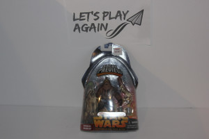 Wookie Warrior Star Wars Action Figure from Revenge of the Sith Line NIP