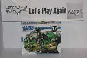 AT-AP Walker Star Wars  Vehicle with from The Clone Wars Toy Line NIP