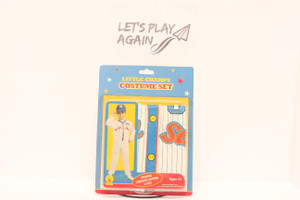 Little Champs Baseball Player Boy Costume by Rubies