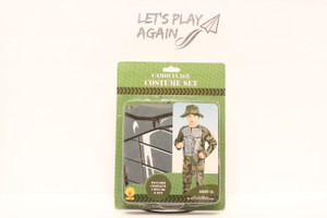 Camouflage Boy Costume set by Rubies