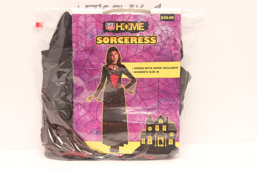 Sorceress Woman Costume Medium (8-10)