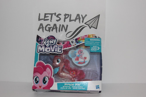 MLP  The Movie Series Pinky Pie Seapony NIP.