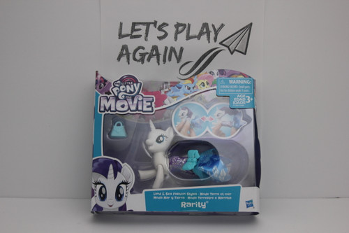 The Movie Series Rarity Land and Sea Fashion Styles NIP.