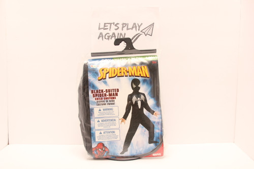 Black-Suited Spiderman Boy Costume by DISGUISE Inc.