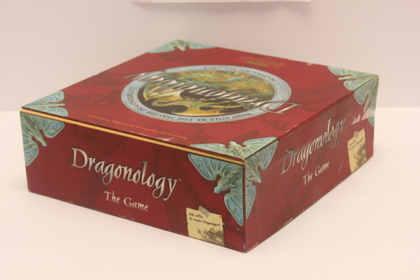 Dragonology, a Game of Dragons by Sababa Toys