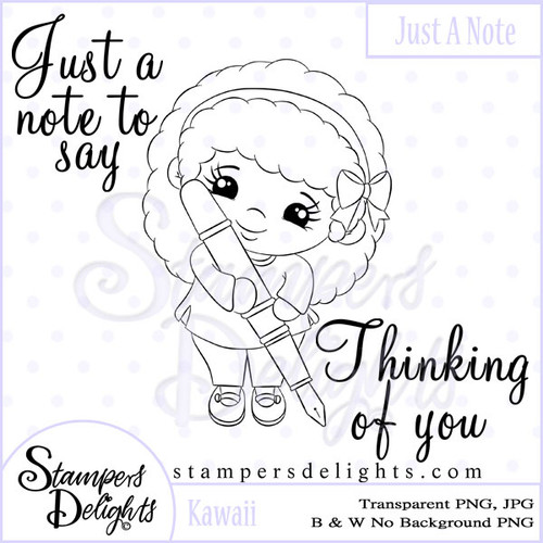 This image would be fabulous for so many projects. Digital Download 1 Design 2 Sentiments 7 PG & PNG formats 300 dpi © 2009 Stampers Delights - Designs by Janice Cullen