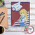 """Photo Polymer stamp set. Contains 3 stamps 4 x 4"""" set Character is approximately 3"""""""