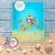 "Chibi Marina Mermaid (Clear Stamps 4X6"")"