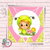 "Kawaii Cute As A Bug (Clear Stamps 4X4"")"