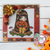 """Chibi Too Cute To Spook (Clear Stamps 4X4"""")"""