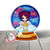 Chibi Angel Globe