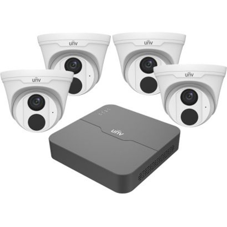 IP Cameras-Network Video Recorder