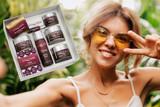 Does vitamin E improve skin-tone?