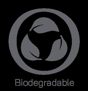 VinoSpa, Biodegradable
