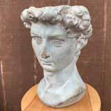 Roman Bust Planter