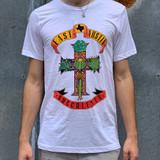 """East Austin Succulents """"Appetite for Succulents"""" T-Shirt"""