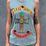 """East Austin Succulents """"Appetite for Succulents"""" Tank"""
