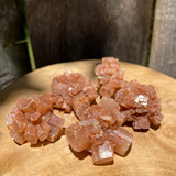Raw Aragonite Cluster 5 Pack
