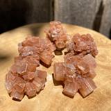 Raw Aragonite Cluster 5 Pack
