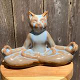 Meditation Cat