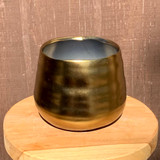 Smooth Golden Cup Planter
