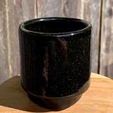 Black Speckled Planter