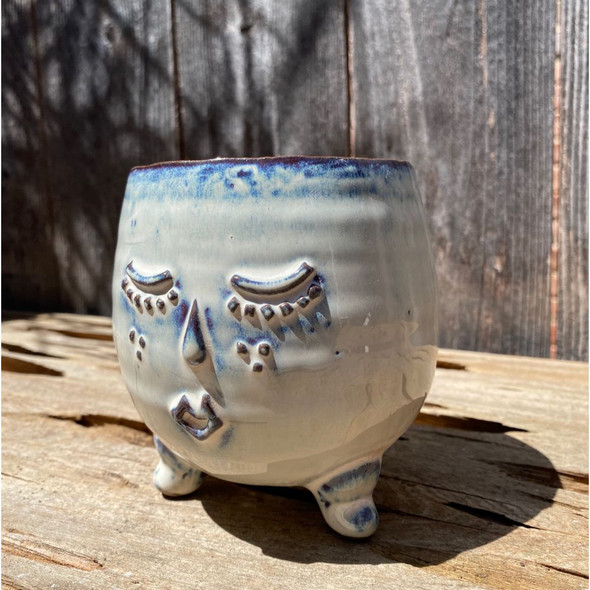 Lady Footed Face Planter