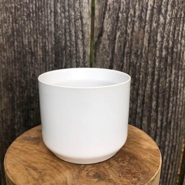 White Suave Planter [mini]