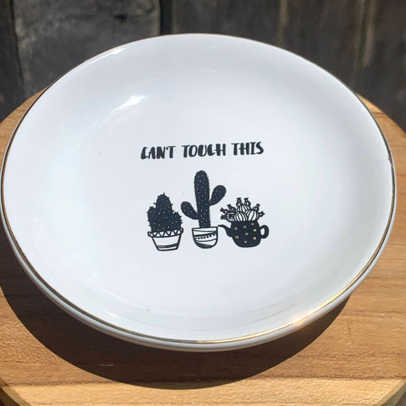 Can't Touch This Ring Tray
