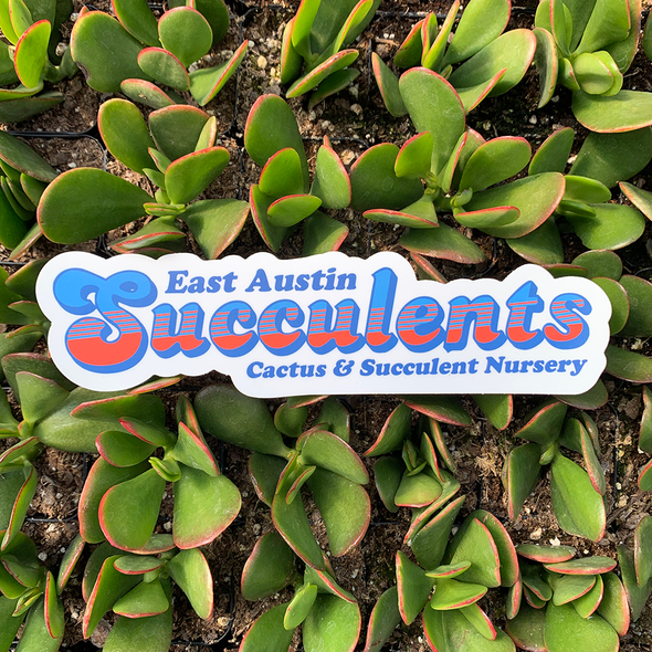 EAS Vinyl Bumper Sticker