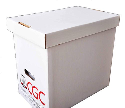 E.Gerber Authorized CGC Comic Book Box