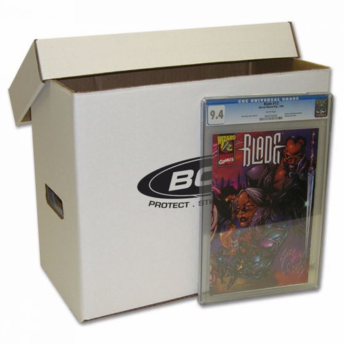 BCW Graded Comic Book Box