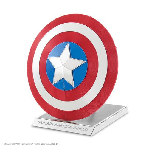 Captain America's Shield - Metal Earth Marvel's Avengers