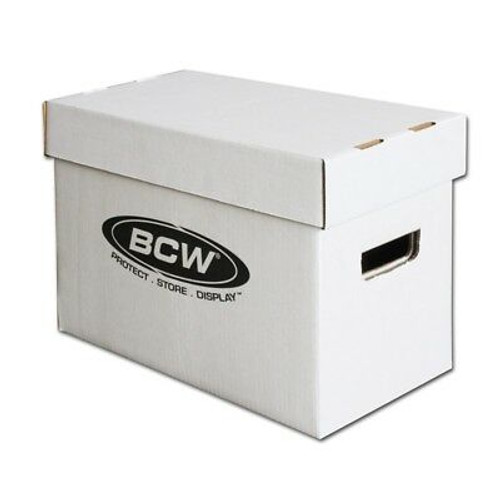1 BCW Magazine - Golden Age Comic Book Storage Box