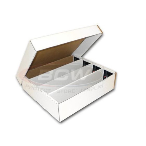BCW Monster Storage Box (3,200 CT.)