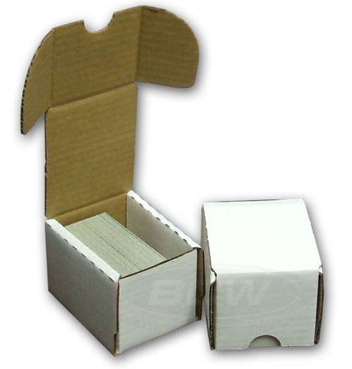 100 Count Card Storage Box