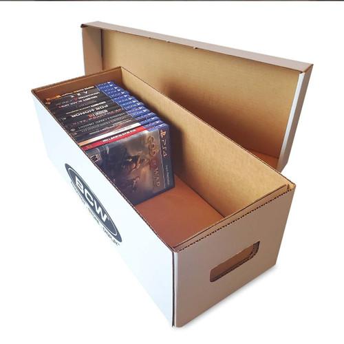 BCW Media Storage Box