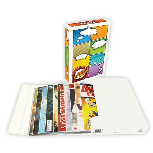 BCW Comic Book Stor-Folio - Art - Pow