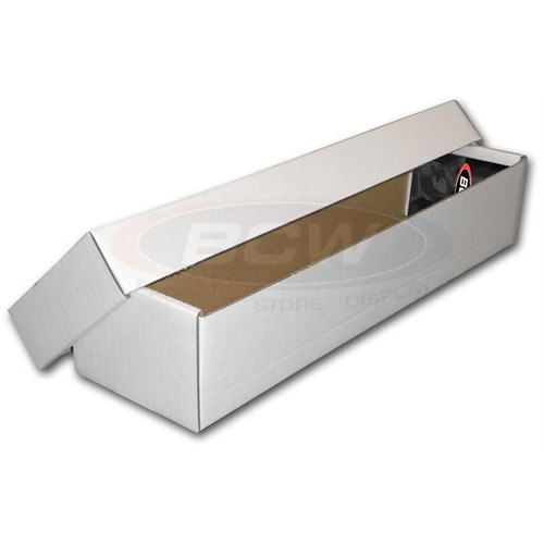 BCW 800 Count Trading & Game Card Storage Box (2-Piece)
