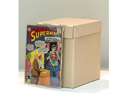 MicroChamber Board Boxes For Golden Age Comics and Magazines