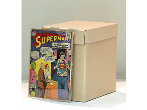MicroChamber Board Boxes For Comics